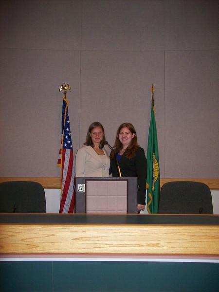 07-08 Debate Team Shots