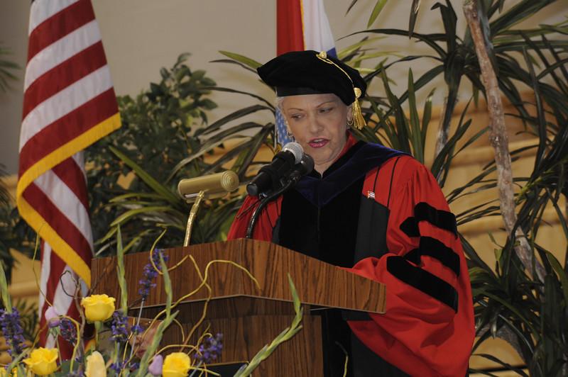 Dr. Ada Maria Isasi-Diaz, Convocation speaker