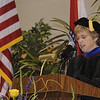 Dr. Nancy Blattner gives an introduction to the dedicated semester of Goals for World Change.