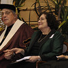 Dr. Dennis Golden and Batya Abramson-Goldstein.