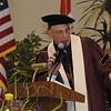 Dr. Dennis Golden, Fontbonne President.