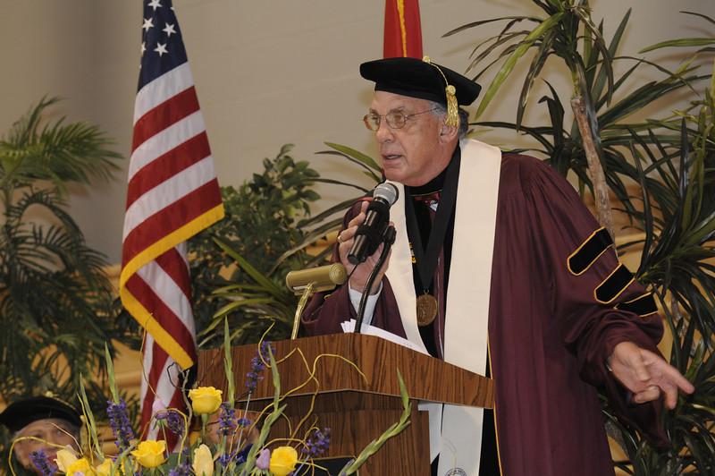 Dr. Dennis Golden, Fontbonne President