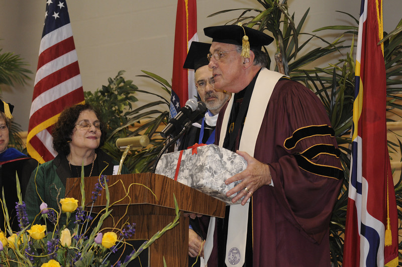 Batya Abramson-Goldstein, Dr. Jason Sommer, and Dr. Dennis Golden.