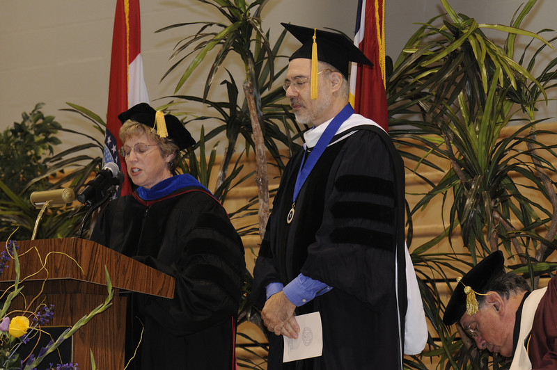 Left to Right: Dr. Nancy Blattner and Dr. Jason Sommer.