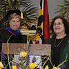 Dr. Nancy Blattner and Batya Abramson-Goldstein
