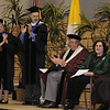 Left to Right: Dr. Nancy Blattner, Dr. Jason Sommer, Dr. Dennis Golden, Batya Abramson-Goldstein, and Tony Mravle.