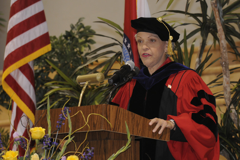 Dr. Ada Maria Isasi-Diaz, Convocation speaker