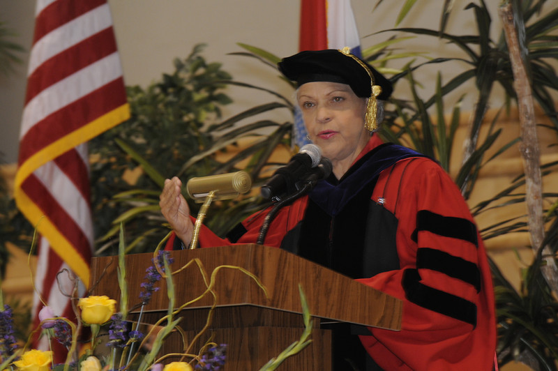 Dr. Ada Maria Isasi-Diaz, Convocation Speaker.
