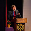 "As part of Celebrate & Advance UAlbany week, the College of Arts and Sciences and the Division for Research hosted 'A Celebration of Research, Scholarship and Creative Activity."" The event featured music performances and Ted Talks-styled presentations. Photographer: Paul Miller"