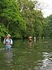 Corcovado Wading
