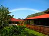 Univ Georgia Research station rainbow