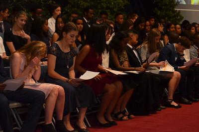 Grade 8 Step-Up Ceremony