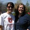 Faculty Members, Sarah Huisman and Patti Durkin