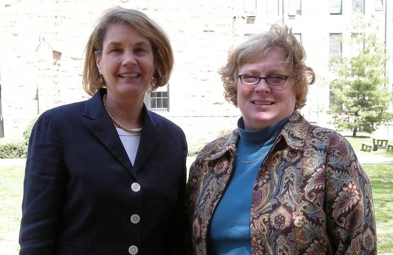 Rogene Nelsen and Joyce Johnson - FM