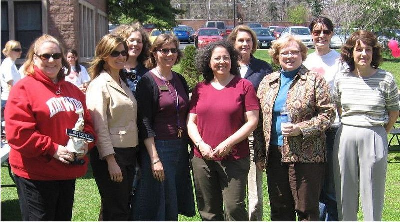All HES Faculty and Staff 2008