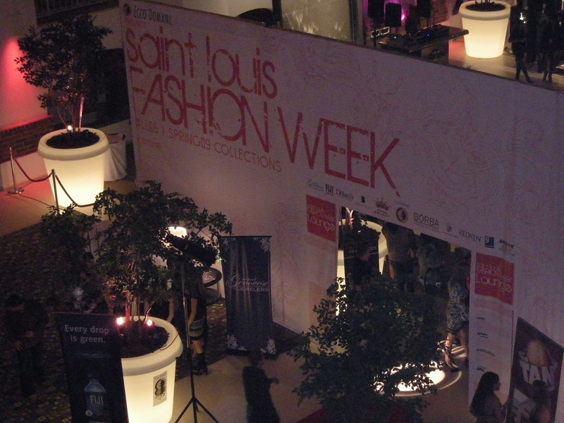 Fashion Week 08 Party