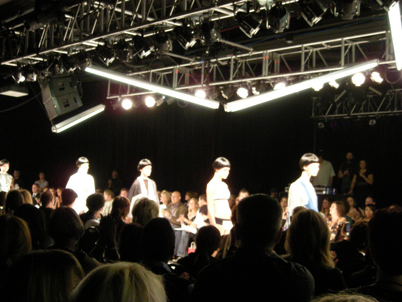 Runway Models @ Fashion Week 08