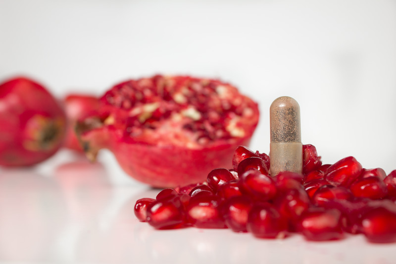 Pomegranate Pill