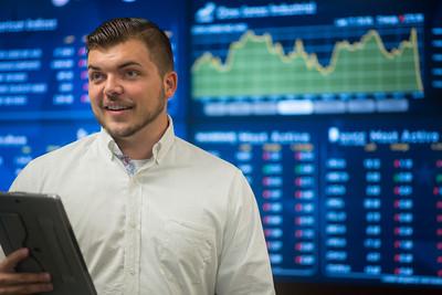 Financial Stockboard