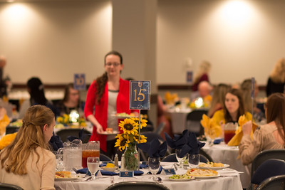 2017 College of Education and Human Services Scholarship Banquet