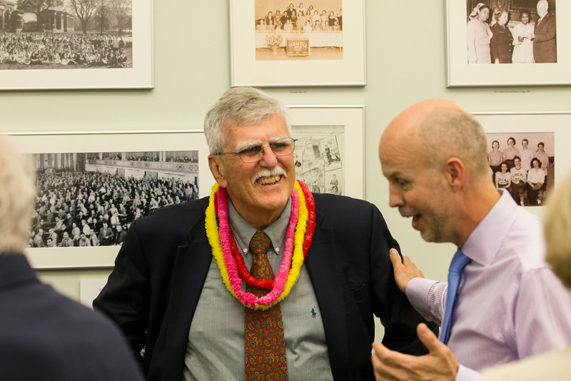 Geoff Williams' Retirement Party