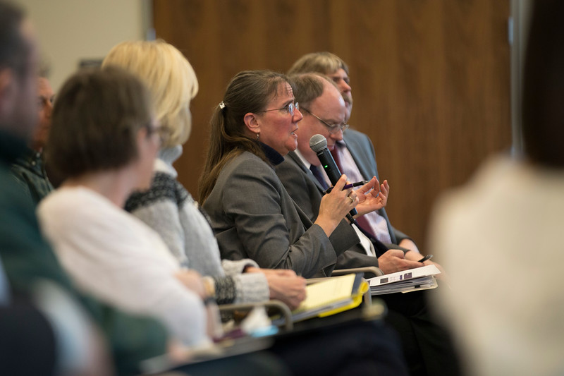 Middle States Reaccreditation Town Hall