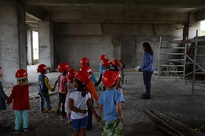 New Classroom Blocks Visit