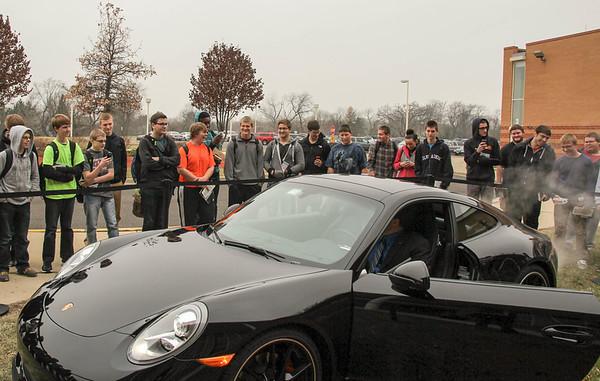 Porsche Presentations