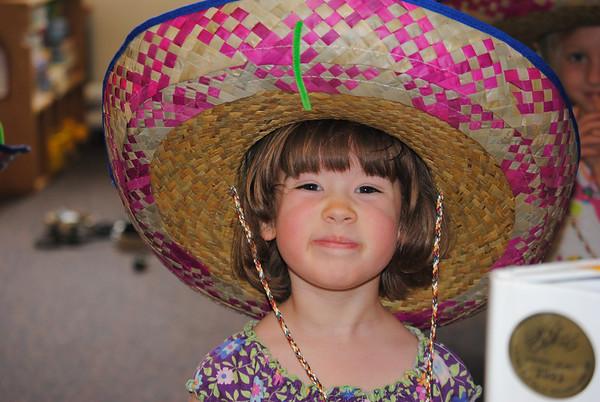 Pre-School Celebrates Cinco de Mayo