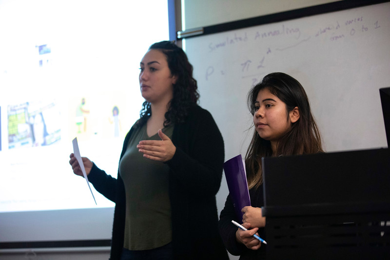Philanthropy Class Final Presentations