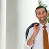Rockefeller College alumnus Liam Fitzsimmons