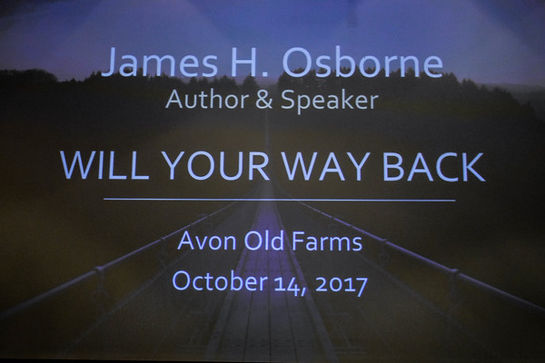 Saturday Program: James Osborne '75