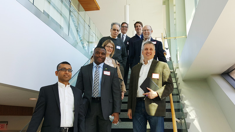 Blackstone Launchpad Judges