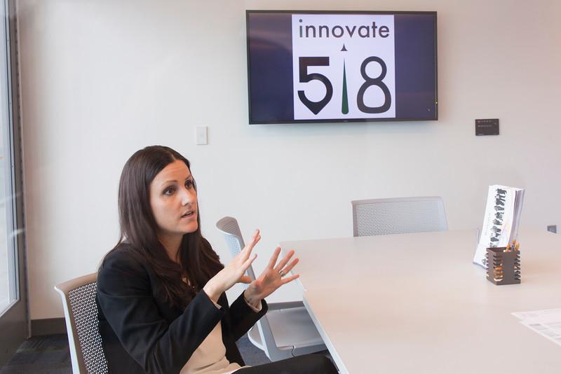 Pidgeon leads Innovation  Hot Spot