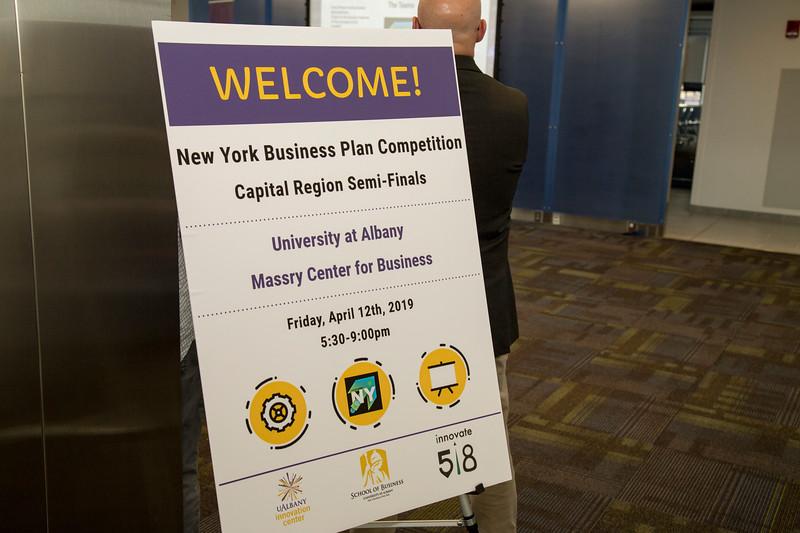 New York Business Plan Capital Region Semi-Finals