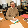 Applebee's area of expertise is English language education. Named an AERA fellow in 2013, he has attracted more than $27 million in external funding over the years. His publications have been cited more than 8,200 times. Photographer: Mark Schmidt