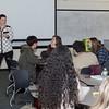 Feb. 15, 2018  Prof. Erin Baker teaches a class in Human Development