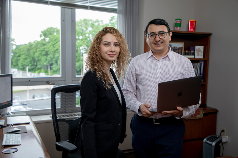 June 18, 2019 - Reza Feyzi-Behnagh and  Shaghayegh Sahebi