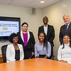 Yajaira Cabrera-Tineo from Counseling Psychology (Education), Melissa Noel from Criminal Justice, Kaydian Reid from Health Policy, Management & Behavior and Wayne Lawrence from Epidemiology & Biostatistics (both Public Health), and Erica Tyler from Anthropology (Arts and Sciences) — have very different fields of study and career goals. But their constant is a shared commitment to eliminate disparities among minority populations.<br /> The five UAlbany-supported fellows, who themselves are from minority/underrepresented groups, will be joined by others students through the $10 million National Institutes of Health endowment grant awarded the University and its Center for the Elimination of Minority Health Disparities (CEMHD) in April of this year. That landmark project positions UAlbany as the leading Northeast hub for health disparities education and research, and engages six of our nine schools and colleges along with nearly two dozen Capital Region community organizations.
