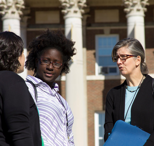 UAlbany's School of Social Welfare (SSW) is partnering with CSS (Community Service Society of New York) to help guide individuals, families and businesses with enrollment in a health plan through the 'NY State of Health' system. 'NY State of Health' is a health insurance marketplace where consumers and businesses can shop for insurance, compare prices and benefits, and enroll into health coverage. Photographer: Paul Miller