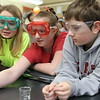 6th Grade Science Students Experiment with Canons