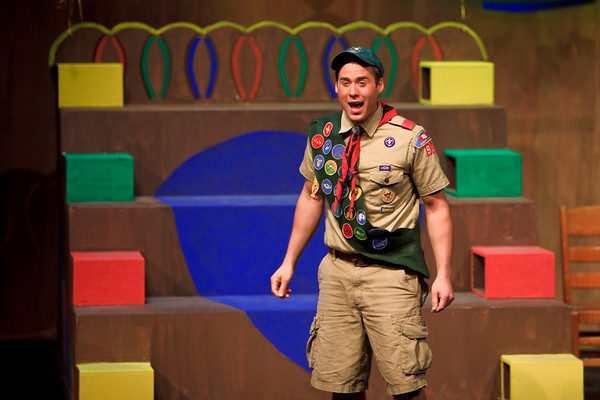 """""""The 25th Annual Putnam County Spelling Bee"""" (March '10)"""