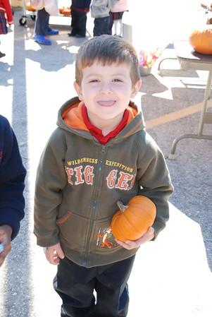 Pumpkin Patch - 2008