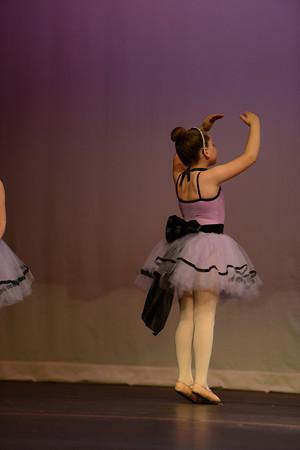 Monday Combo Ballet