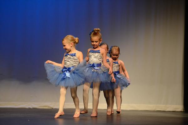 Thursday Combo Ballet