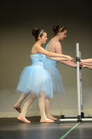 Tuesday Combo Ballet 10+