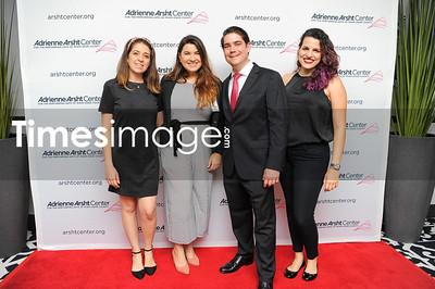 Gabriella Iole, Christina Rodriguez, Matthew Williams, and Fernanda Da Silva