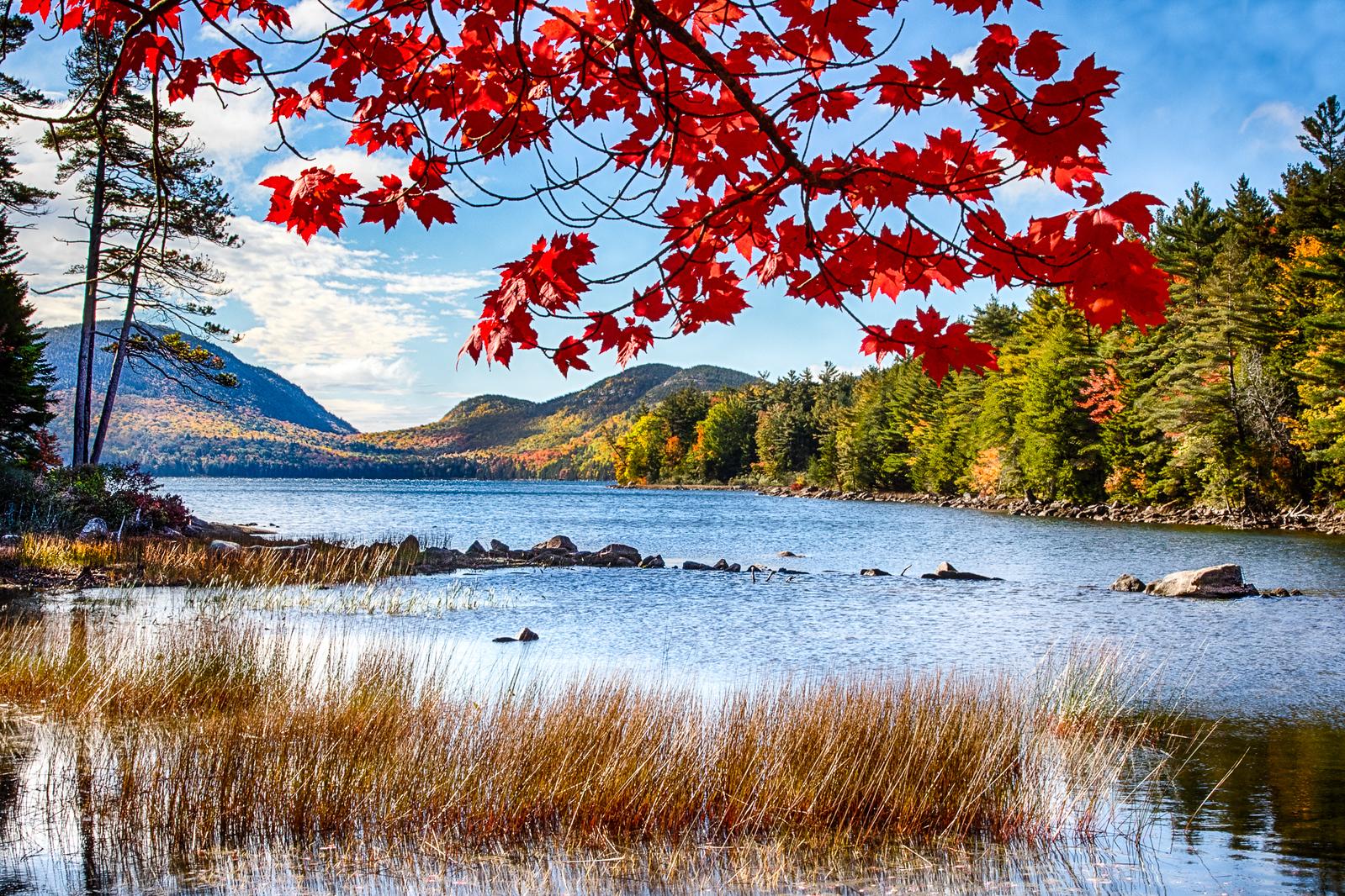 Eagle Lake frame