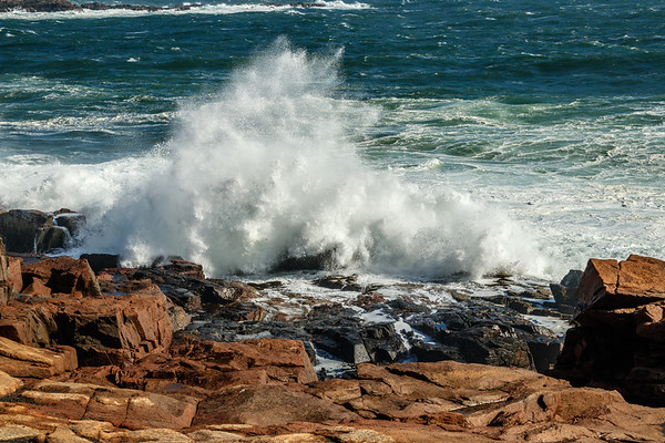 Thunder Hole and Otter Point