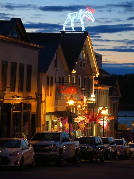 Bar Harbor, Maine, May 9-11, 2016